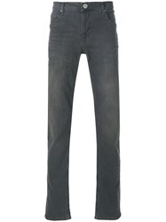 Versace Jeans Slim Fit Jeans Grey