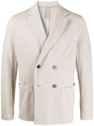 Harris Wharf London Double Breasted Jacket 60
