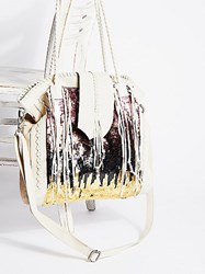 Free People Midnight Hour Sequin Tote By