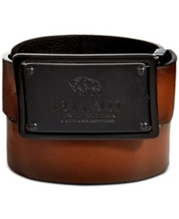 Buffalo David Bitton Plaque Buckle Belt