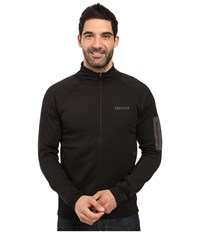 Marmot Stretch Fleece Jacket Black Men's Fleece