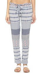 Eberjey Piece Work Jasper Beach Pants Multi