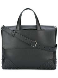 Tod's Small 'Gommoni' Briefcase Black