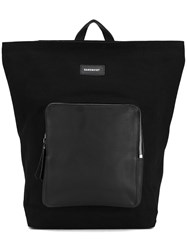 Sandqvist 'Misha' Backpack Black