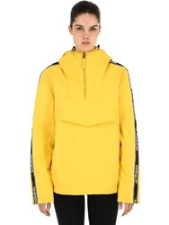 Napapijri Rain Forest Anorak Jacket Yellow