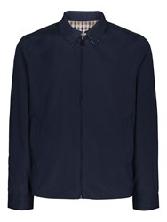 Aquascutum London Men's Brackenberry Reversible Blouson Navy