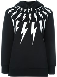 Neil Barrett 'Thunder' Sweatshirt Black