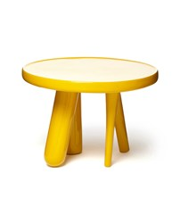 Moooi Elements 002 Side Table Yellow