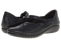Naot Footwear Matai Shiny Black Leather Women's Maryjane Shoes