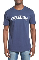 Men's Katin 'Freedom' Graphic Crewneck T Shirt