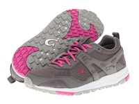 Olukai Kia'i Trainer Ii W Charocal Orchid Women's Shoes Gray