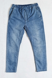 Globe Goodstock Beach Pant Rinsed Denim