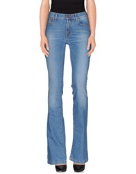 Jacob Cohen Jacob Coh N Denim Denim Trousers Women Blue