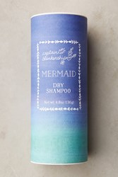 Anthropologie Captain Blankenship Mermaid Dry Shampoo Blue Motif