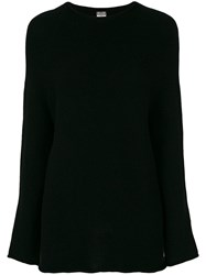 Kristensen Du Nord Knitted Jumper Black