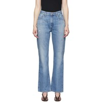 Citizens Of Humanity Blue Dezi Bootcut Jeans