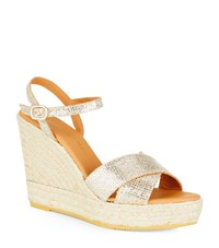 Kurt Geiger London Amerie Wedge Sandal Female