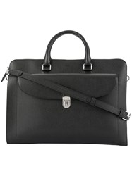 Tod's Classic Briefcase Black
