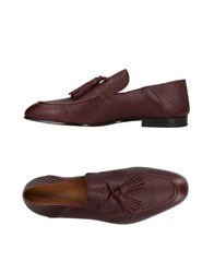 Boemos Loafers Deep Purple
