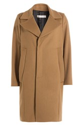 Golden Goose Wool Cashmere Coat Camel