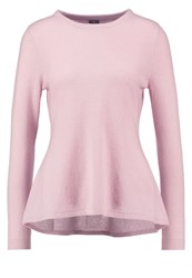Ftc Peplum Jumper Crystal Pink Rose