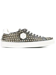 Philipp Plein 'Roll Over' Sneakers Black