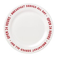Kate Spade Order's Up Accent Plate 24 Hours