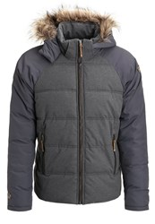 Icepeak Tony Winter Jacket Lead Grey Anthracite