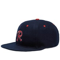 Ebbets Field Flannels Seattle Rainers 1957 Cap Blue