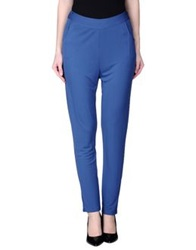 Gattinoni Casual Pants Blue