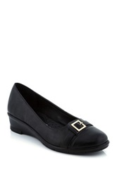 Godiva Liz Slip On Shoe Black