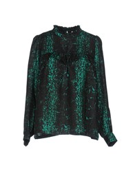 Manoush Blouses Green