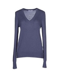 Equipment Femme Sweaters Slate Blue