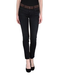 Koral Denim Pants Cocoa