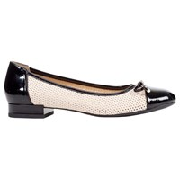 Geox Wistrey Ballet Pumps Black