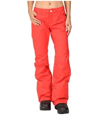 Burton Twc On Fleek Pant Coral Women's Casual Pants
