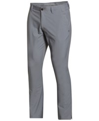 Under Armour Men's Match Play Tapered Golf Pants Steel