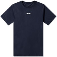 Tres Bien Escape Label Tee Blue