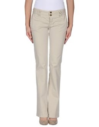 Yes London Casual Pants Beige