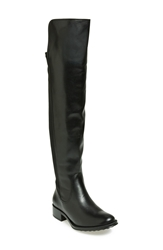 Andre Assous Andre Assous 'Stagecoach' Waterproof Leather Over The Knee Boot Women Black