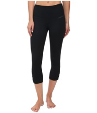 Brooks Greenlight Capris Black Black Women's Capri