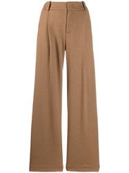 Vince Wide Leg Knit Trousers 60