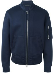 Diesel Black Gold Zip Cardigan Blue
