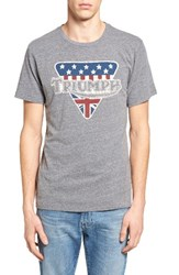 Lucky Brand Men's Triumph Flags T Shirt
