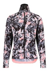 Elle Sport Subtle Batwing And Mesh Jacket Multi Coloured Multi Coloured