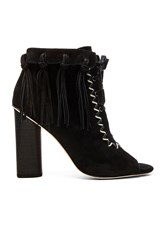 Twelfth St. By Cynthia Vincent Nailed Bootie Black