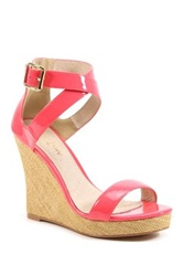 Diba Ocean Shore Wedge Sandal Pink