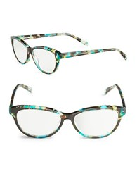 Corinne Mccormack 52Mm Marge Reading Glasses Multi Colored