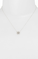 Kwiat 'Blooms' Diamond Pendant Necklace White Gold