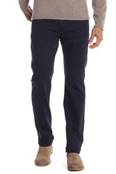 7 For All Mankind Straight Leg Jeans Navy
